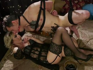 вечеринки с большими членами порно